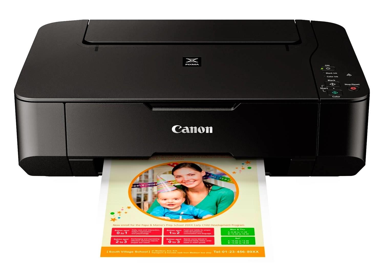 Cara Menginstal Driver Printer Canon Mp237